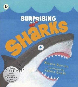Surprising Sharks (Nature Storybooks)  by  Nicola Davies