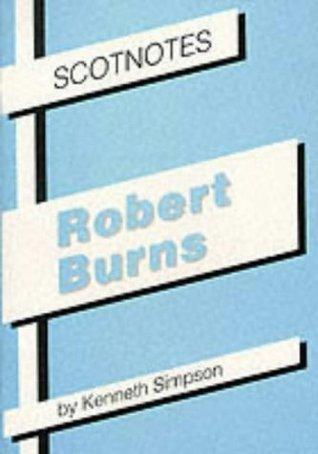 Robert Burns Kenneth Simpson