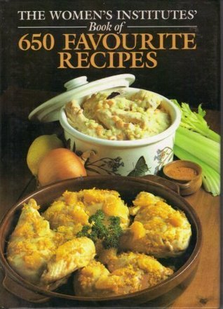 The Womens Institute Book Of Favourite Recipes  by  Norma MacMillan