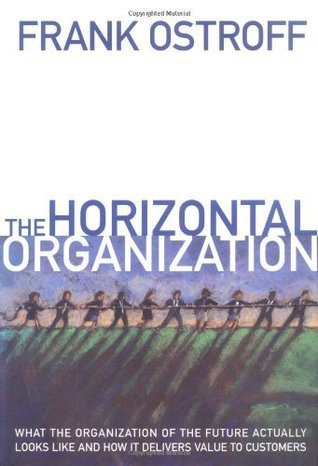 The Horizontal Organization: What the Organization of the Future Actually Looks Like and How It Delivers Value to Customers: What the Organization of the ... Like and How It Delivers Value to Customers Frank Ostroff
