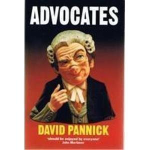 Advocates David Pannick