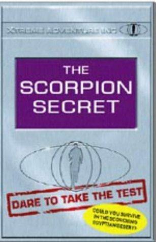 Scorpion Secret M.A. Harvey