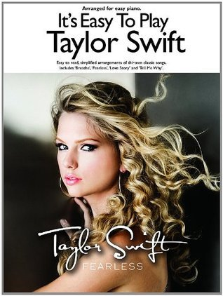 ItS Easy To Play Taylor Swift Fearless Pf Various