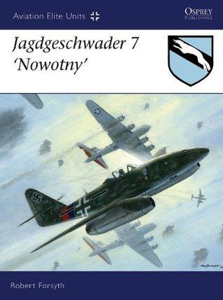 Jagdgeschwader 7 Novotny Robert Forsyth
