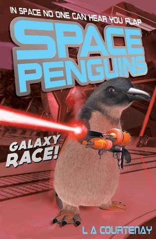 Galaxy Race!  by  Lucy Courtenay