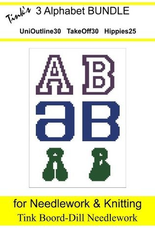 Alphabet Bundle - Volume 101-103  by  Tink Boord-Dill
