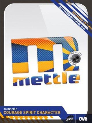Mettle Sept-Dec 2012 Various