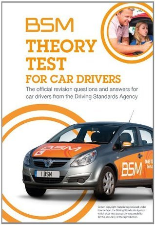 BSM Theory Test for Car Drivers British School of Motoring