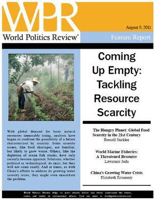 Coming Up Empty: Tackling Resource Scarcity  by  Russell Sticklor