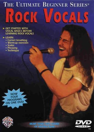 Rock Vocals (The Ultimate Beginner Series)  by  Alfred A. Knopf Publishing Company, Inc.