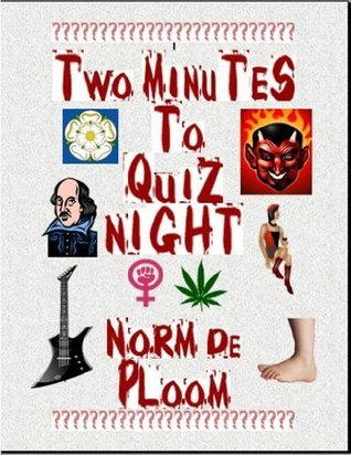 Two Minutes To Quiz Night Norm De Ploom