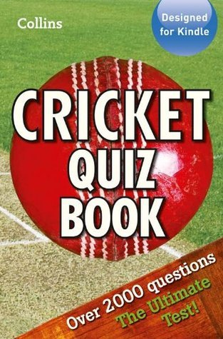 Collins Cricket Quiz Book  by  Collins Publishers