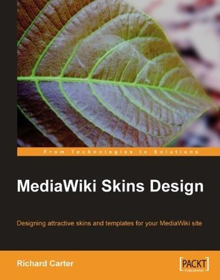 MediaWiki Skins Design  by  Richard Carter