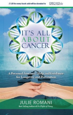 Its All About Cancer - Help and Guidance for Longevity and Prevention Julie Romani