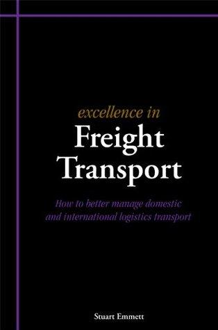 Excellence in Freight Transport Stuart Emmett