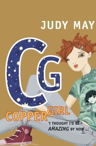 Copper Girl Judy May