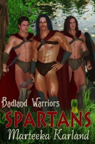 Badland Warriors 2: Spartans Marteeka Karland
