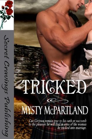 Tricked  by  Mysty McPartland