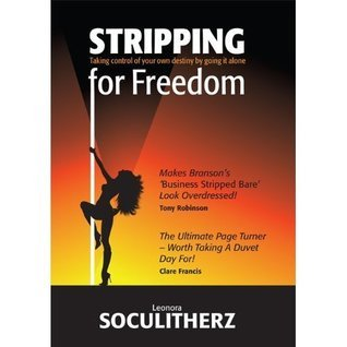 Stripping for Freedom Tony Robinson