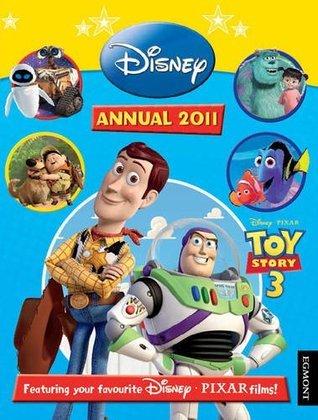 Disney Pixar Annual 2011 Various