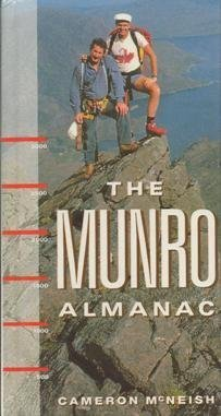 The Munro Almanac  by  Cameron McNeish