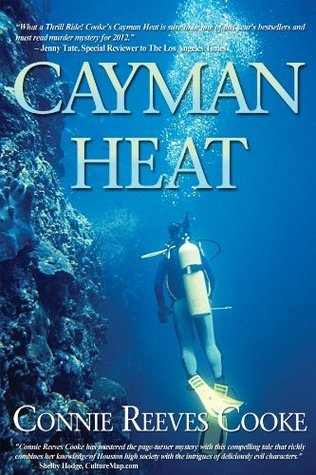 Cayman Heat  by  Connie Reeves Cooke
