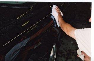 How to remove Car Scratches Yourself  by  Paweł Kołodziejski