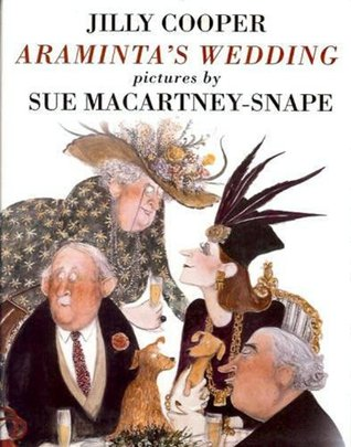 Aramintas Wedding  by  Jilly Cooper
