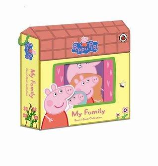 Peppa Pig: My Family LADYBIRD(LADYBIRD)