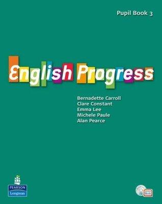 English Progress Book 3. Student Book Geoff Barton