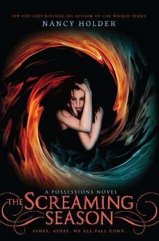 The Screaming Season (Possessions #3) Nancy Holder