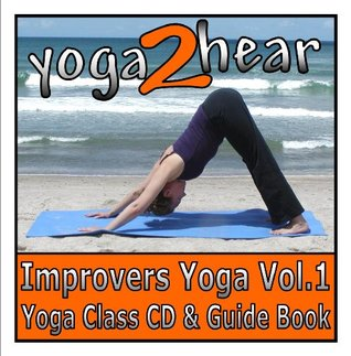Improvers Yoga Vol 1 - Instructional Audio yoga Class and guide Booklet  by  Sue Fuller