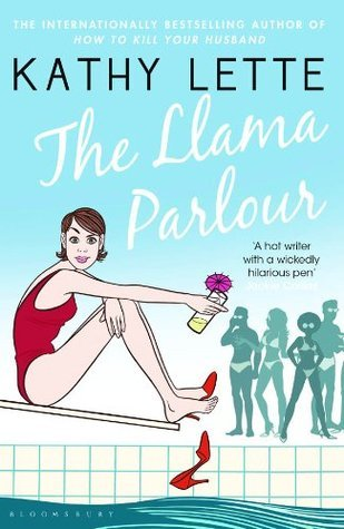 The Llama Parlour: reissued  by  Kathy Lette