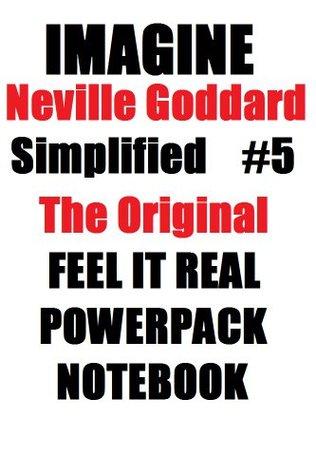 Neville Goddard Feel It Real Power Pack Notebook Twenty Twenty