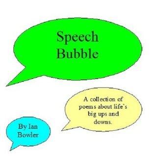 Speech Bubble Ian Bowler