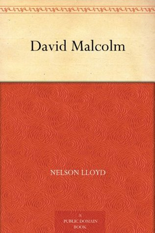 David Malcolm Nelson Lloyd