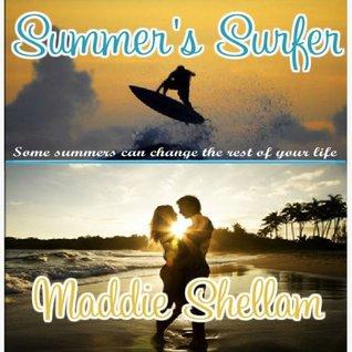 summers surfer  by  maddie shellam
