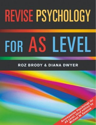 Revise Psychology For As Level Roz Brody