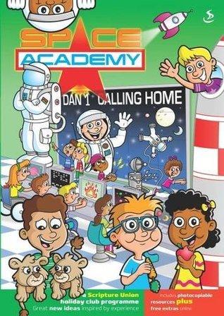 Space Academy Steve Hutchinson