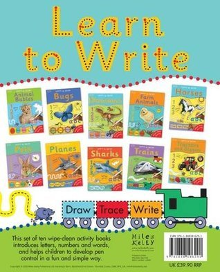 Learn to Write 10 Pack  by  Belinda Gallagher