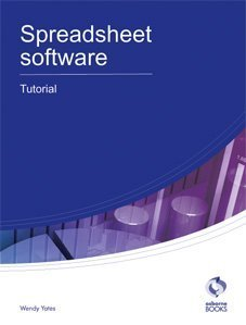 Spreadsheet Software Tutorial (Aat Accounting   Level 3 Diploma In Accounting)  by  Wendy Yates