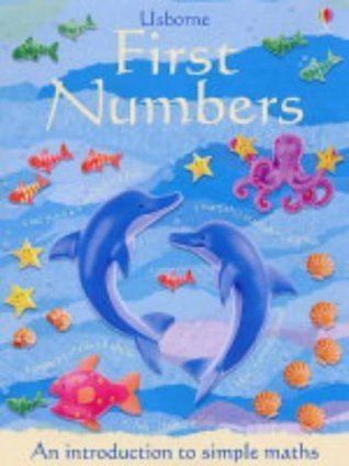 Usborne First Numbers Felicity Brooks