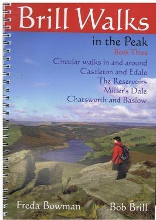 Brill Walks In The Peak  by  Freda Bowman