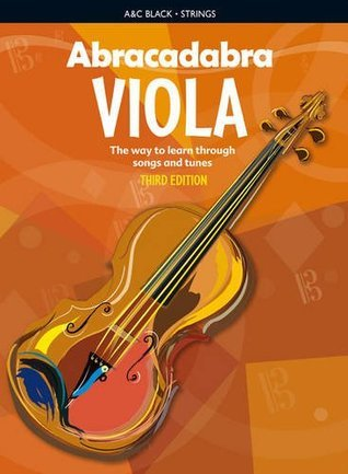 Abracadabra Viola (Pupils book) 3rd edn (Abracadabra Strings)  by  Peter Davey