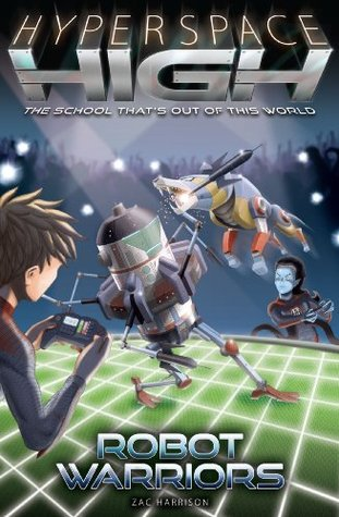 Robot Warriors. Zac Harrison  by  Zac Harrison