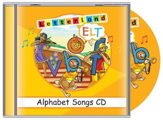 ELT Alphabet Songs  by  Fiona Pritchard