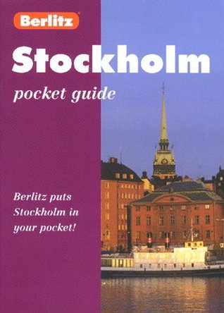 Stockholm: Pocket Guide  by  Berlitz Publishing Company