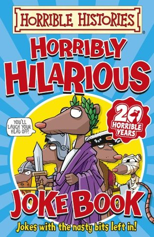 Horribly Hilarious Joke Book Terry Deary