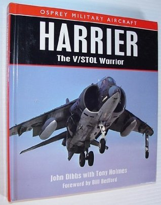 Harrier  by  Tony Holmes