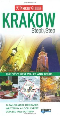 Insight Guides: Krakow Step By Step  by  Insight Guides